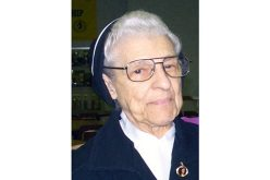 Sister Pietrina Mazzola, who taught in Hammonton, dies