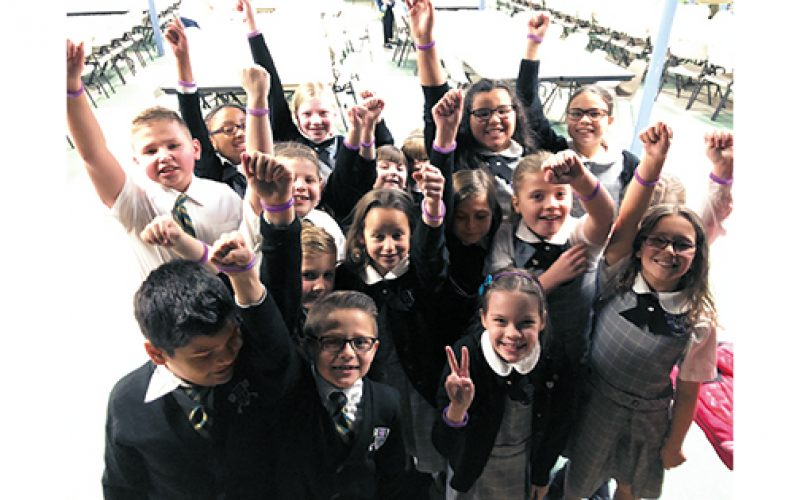 Advent in South Jersey Catholic Schools