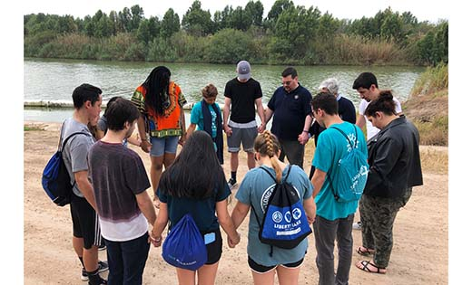 Journey to the peripheries with young adults