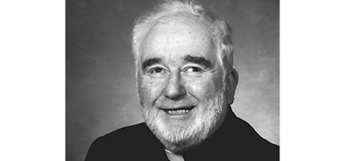 Father Lambert, a priest of firsts, dies