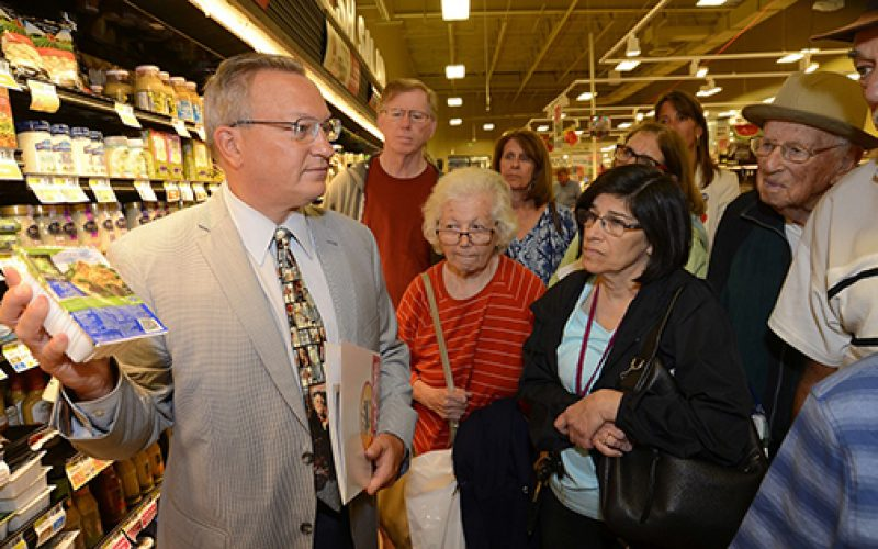 Lourdes offers 'Cook, Shop, Walk, and Dance with a Doc'