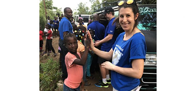 Hand to Hand on a mission to Haiti