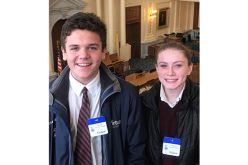 Catholic Schools Week at the New Jersey State House