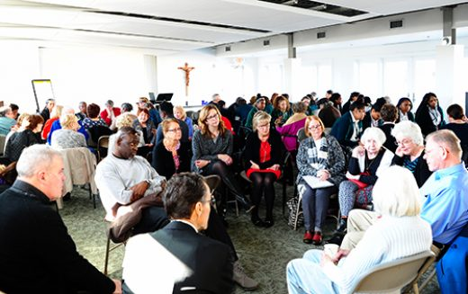 Parish hosts a candid, educational conversation about racism