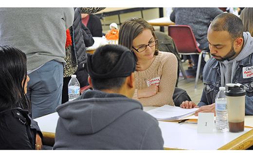 Rutgers se acerca a la comunidad inmigrante