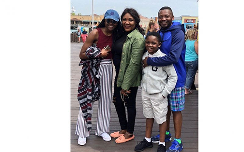 Parents' sacrifice and their daughter's proud citizenship