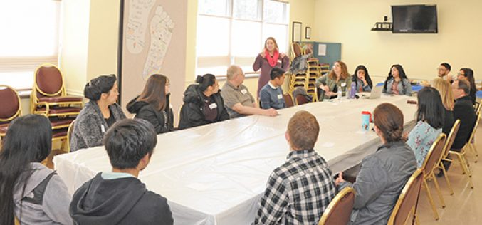 Youth-centered program being piloted at local parishes