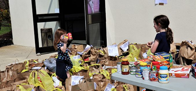 Yes, we can: FaithFULL Food Drive helps restock food pantries