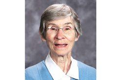 Sister Maureen Cooper, familiar face in Gloucester City, dies
