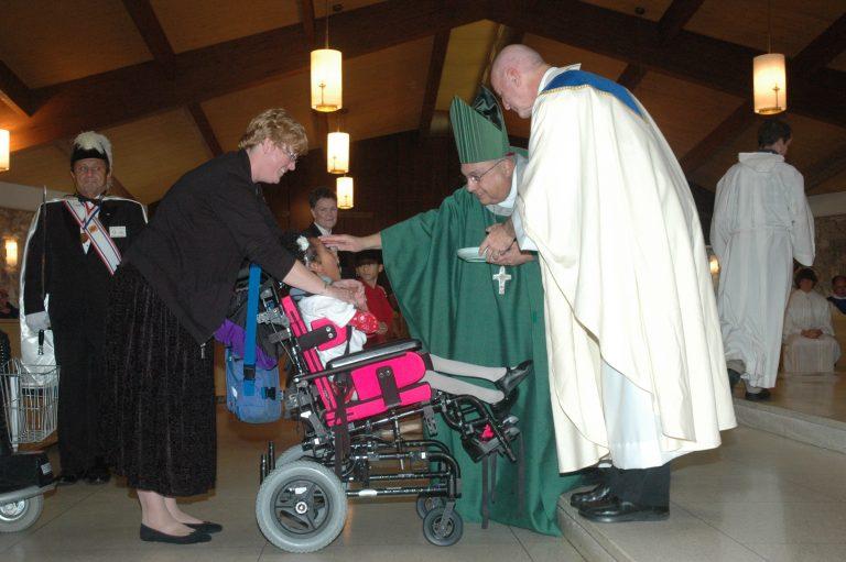Remembering Bishop Galante – Serving as 'our' bishop