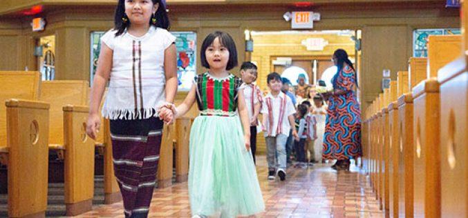 Multi-Cultural Marian Choir Festival