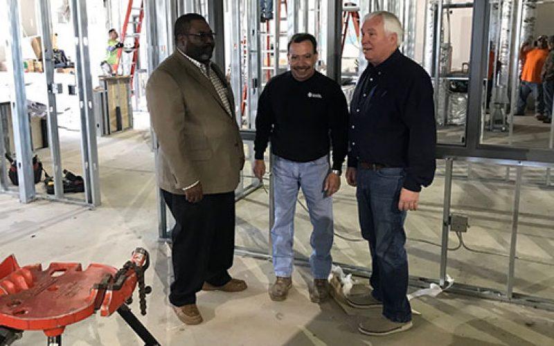 Joseph's House begins major expansion project