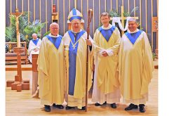 This year's priest jubilarians
