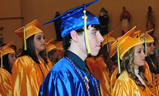 Graduates can celebrate their accomplishments