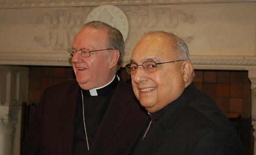 The extraordinarily ordinary Bishop Galante