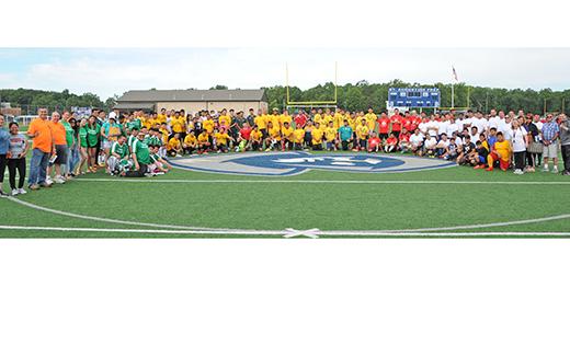 El torneo diocesano de Fútbol